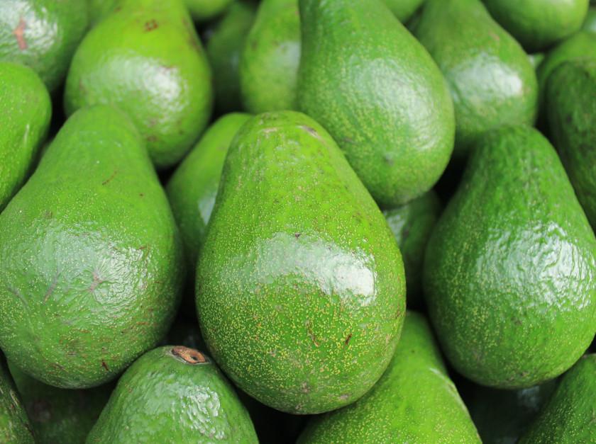 Avocado. Gutes Fett bei Übergewicht.